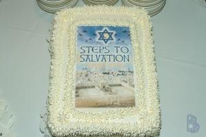 A festive cake.